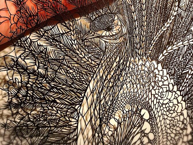 奈良 nara 隠れ家 三五夜 茶道 茶の湯 お茶 煎茶道 煎茶 玉露 紅茶 紅茶会 茶室 茶会 切り絵 切り絵作家 石賀直之 花鳥風月 ワイングラス JR奈良駅 徒歩 2分 奈良町 香蘭社 ウエスティン東京 個展 展示会