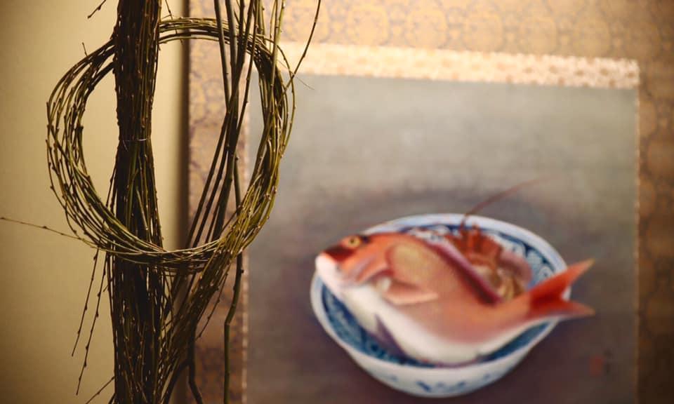 奈良 なら nara 奈良市 三五夜 三五屋 さんごや sangoya 月釜 茶会 茶道 茶の湯 茶室 お茶 濃茶 薄茶 続き薄 上生菓子 和菓子 干菓子 田中金盛堂 松葉せんべい 芦屋 萬々堂 花びら餅 生姜糖 岩戸屋 伊勢 山本紅雲 万年青 おもと いけばな 生け花 華道 出雲人形 俵 牛 丑年 令和三年 睦月 一月 JR奈良 駅前 近鉄奈良 徒歩圏内 徒歩2分 三条町 三網田 蓬莱堂茶舗 丹頂 限定商品 丸久小山園 仕覆 袋師 ひめゆり イアルの牛 龍村美術織物 干支 好み裂