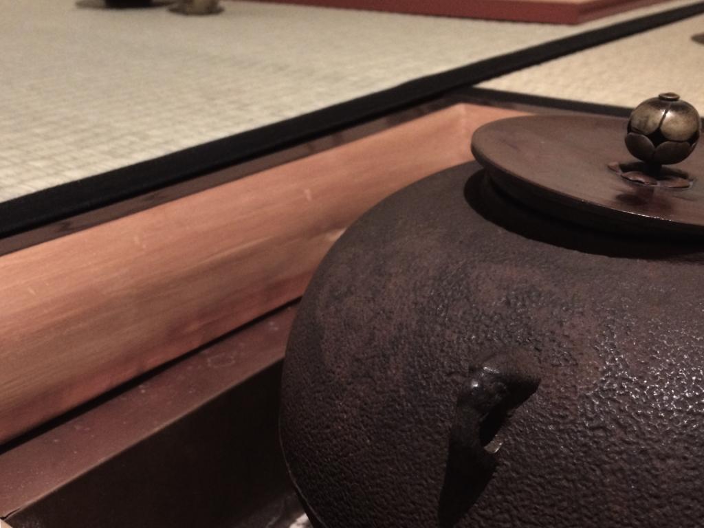 茶道 茶の湯 初釜 三五夜 奈良