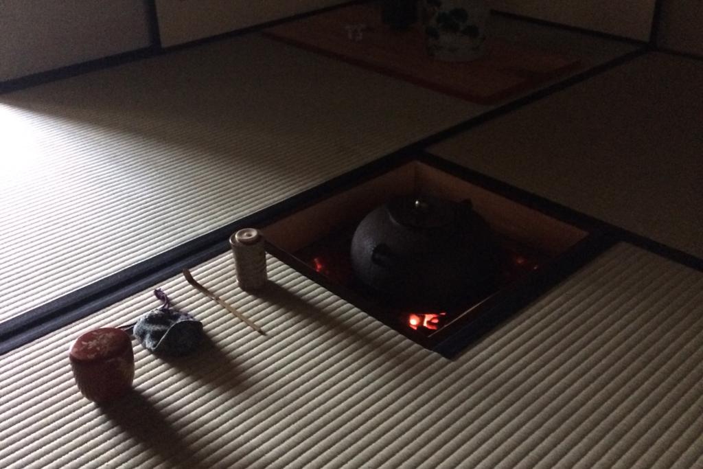 茶道具 拝見 初釜 茶室