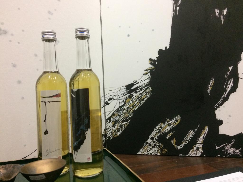 イマタニタカコ 神韻 日本酒 貯蔵酒
