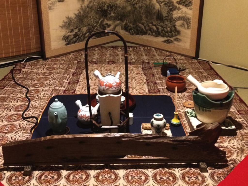 奈良 nara 隠れ家サロン 三五夜 茶道 煎茶 お茶 二月堂 焙じ茶 ほうじ茶 修二会 お水取り