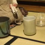 奈良 nara 三五夜 隠れ家サロン クリスタルボウル 璃音 煎茶