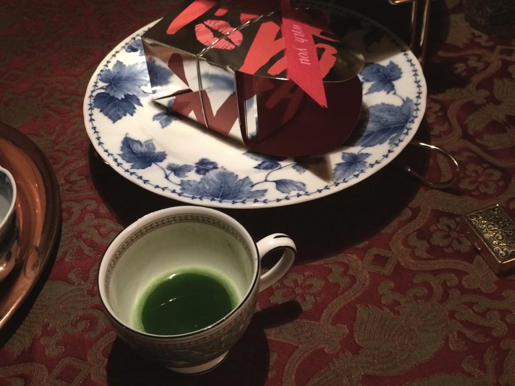 奈良 nara 隠れ家サロン 三五夜 茶道 茶の湯 お抹茶 抹茶 お茶 珠光茶会 趣向 茶道具市 茶道具 JR奈良駅 茶碗 お菓子 菓子 ティーカップ
