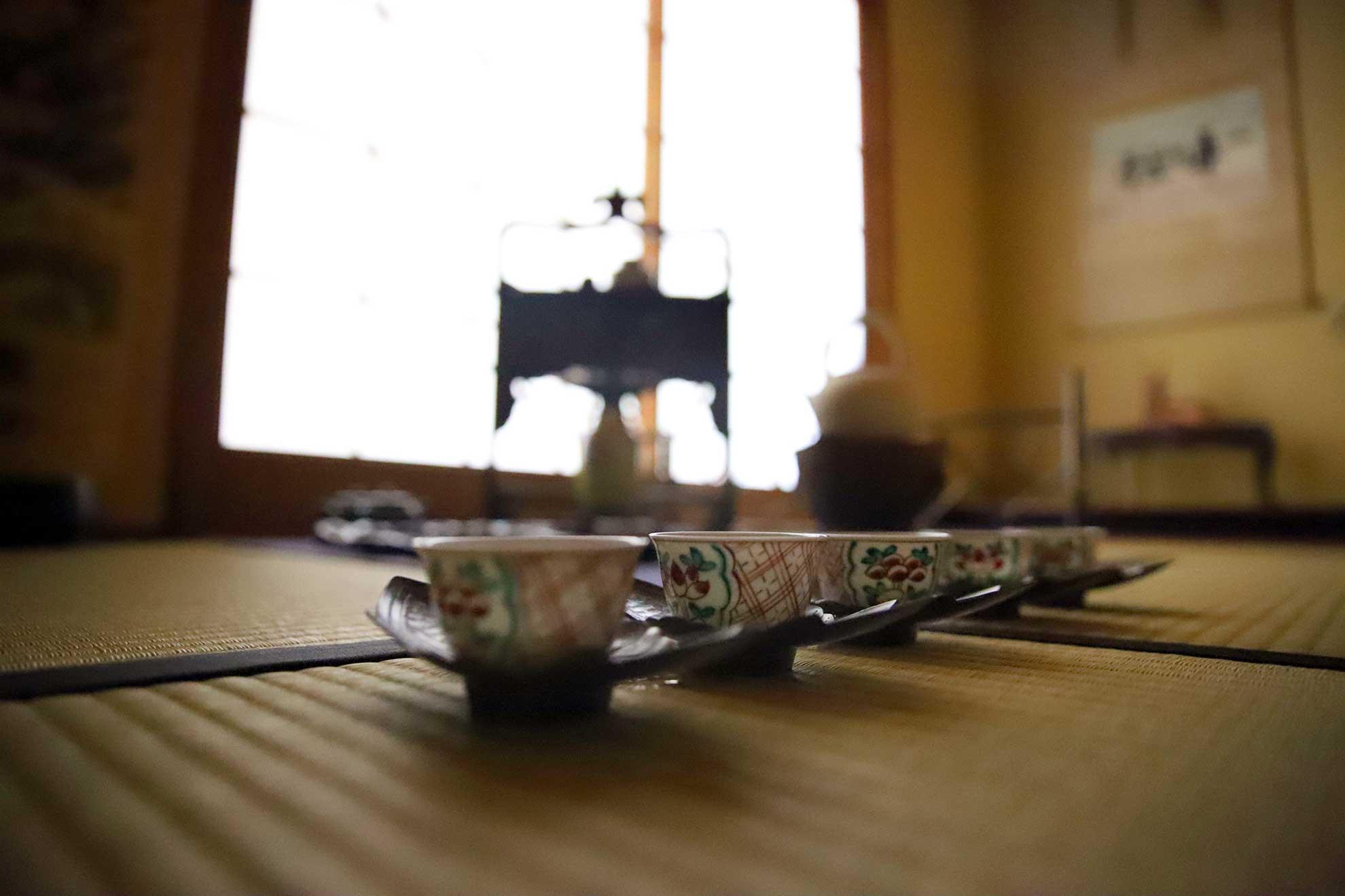 奈良 nara 隠れ家 三五夜 茶道 煎茶道 茶の湯 お茶 煎茶道体験 煎茶体験 お稽古 習い事